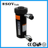 257 mm de course cylindre hydraulique double effet de tonnage élevé