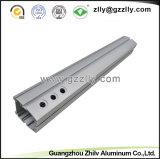 6063 T5 LED aluminium extrudé anodisé pour le paysage de l'éclairage