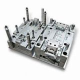 Заливка формы высокой точности алюминиевая для автоматических частей Heatsink освещения