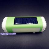 옥외 운동 태양 LED 램프 Bluetooth 스피커를 가진 야영 점화 LED 플래쉬 등