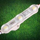 3 светодиода SMD 5730 светодиодный модуль для визуальной рекламы лампа