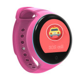 Orologio astuto della vigilanza della macchina fotografica della vigilanza di Bluetooth del telefono della vigilanza del bambino S668 con la macchina fotografica, scheda di SIM