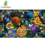 Монетка привелась в действие 8 игроков удя игру охотника рыб короля 3 добавочную аркады океана машины игры