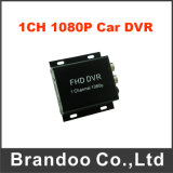 FHD Ahd DVR 1CH 1080Pのビデオレコーダー移動式DVR