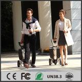 Roues transformables en gros de constructeur OEM 3 pliant le scooter électrique de mobilité avec du ce, FCC, RoHS, En12184 reconnu