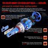 2500 farol duplo do diodo emissor de luz da cor do farol 25W 9006 os mais brilhantes do diodo emissor de luz dos lúmens Hb4