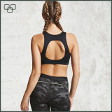 Comfortable Woman Strip Push up Sports Bra Set
