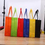 Reine Farben-Einkaufstasche kann Abnehmer-Firmenzeichen bilden
