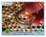 Mateiral/CNCの精密Machinng真鍮の/CNCの機械化と機械で造る精密