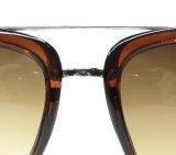 Óculos de sol polarizados unisex confortáveis da lente da alta qualidade Cat3 UV400
