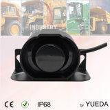 omgekeerd Alarm 12-36V 112dB voor de Machines van de Mijn van Vrachtwagens