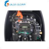 Le moteur extérieur 9.9HP 2 moteurs de bateau de course pour la vente fabricant 703cc avec l'hélice du moteur hors-bord