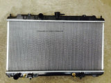 고품질 Honda Civic를 위한 알루미늄에 의하여 놋쇠로 만들어지는 용접 차 방열기