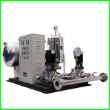 Presión negativa y abastecimiento de agua estabilizador del flujo con las bombas verticales