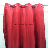 2018 Preço barato cortinas cortina vermelha de tecido para quarto de hotel
