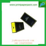 Kundenspezifischer gedruckter faltender steifer Papiergeschenk-Verpackungs-Kasten mit Firmenzeichen