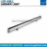 18W-24W het Licht van de LEIDENE Wasmachine van de Muur voor de Verlichting van de Architectuur