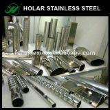 Pipe soudée d'acier inoxydable de marque de Foshan