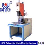 máquina de soldar ultra-sónico durável prático para máquinas de fabrico de saco