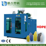 Горячая машина прессформы дуновения штрангя-прессовани HDPE сбывания 1-5L