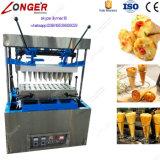 Máquina comercial do cone da pizza do fabricante do cone de gelado