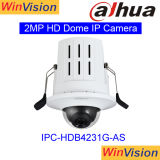 Dahua encastrés HD 2MP Caméra IP dôme Poe Ipc-Hdb4231g-comme