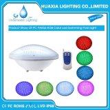 12V IP68 PAR56 Farbe, die LED-Unterwasserswimmingpool-Licht ändert