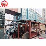 Cáscara del arroz de China y fabricante de la caldera de vapor del carbón
