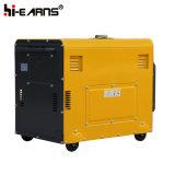 Air-Cooledディーゼル発電機(DG7500SE+ATS)