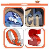 0.5-1.5mm 광고 기업에 있는 자동적인 채널 편지 구부리는 기계
