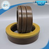 Eixo Axial de alta pressão V as vedações de anel para bomba de lama para campos petrolíferos