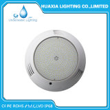 방수 IP68 12volt 잘 고정된 LED 수중 수영풀 빛