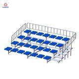 Le basket-ball Sports prix d'usine Bleacher avec banc de sièges pour le repos