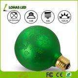 축제 훈장을%s Dimmable G95 지구 장식적인 LED 전구 온난한 백색 아닙니다 E26