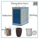 Hecho en el horno de fusión de aluminio de la inducción de China