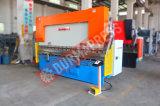 鋼板の曲がることのためのWc67y-80t/3200 CNC油圧出版物ブレーキ
