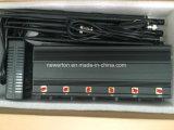6 GSM van antennes de Stoorzender van het Signaal van DCS 3G 4G Cellphone/de Stoorzender van WiFi Jammer/GPS
