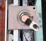 Hierro semiautomático que pega la máquina
