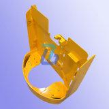 Piezas de maquinaria de manipulación de material personalizado