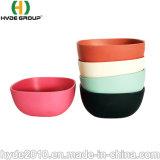 Haut de la qualité fibre biodégradable colorés bols bol composable Fibre de bambou