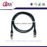 Cat5e CAT6 CAT7 Cable de red de alta velocidad de cable de conexi n con conectores RJ45