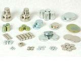 Китай магнитный материал изготовления AlNiCo SmCo NdFeB постоянные магниты