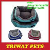 Quaulity alto confort y la cama del perro (WY161085A/B)