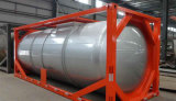 2016 Venta caliente Csc ISO 20ft/40ft/Yeso en polvo de cemento a granel contenedor cisterna