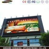 P6 che fa pubblicità alla visualizzazione, tabellone per le affissioni di P6 LED, schermo di visualizzazione P6
