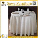 호텔 폴리에스테 결혼식을%s 백색 테이블 피복