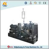 Diesel gefahrene horizontale Mehrstufenwasser-Pumpe