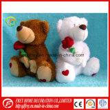 Подарок дня Valentine игрушки плюшевого медвежонка плюша