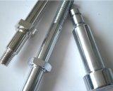 Het machinaal bewerken van de Schacht die van het Staal van het Deel de Buis van het Staal van de Schacht machinaal bewerken