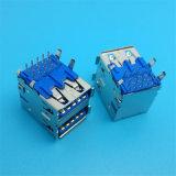 Werksgesundheitswesen-Typ b-9p Verbinder BADusb-3.0